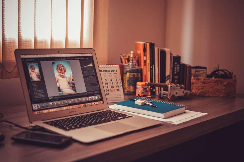 photoshop setup